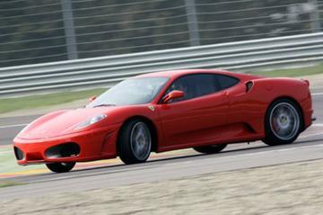 Gereden: Ferrari F430
