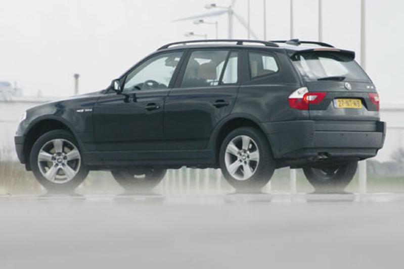 BMW X3 3.0d Executive (2004)