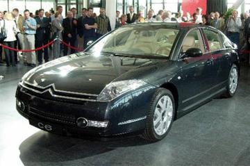 Gelekt: nieuwe Citroën C6