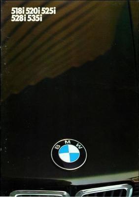 BMW 518i,520i,525i,528i,535i