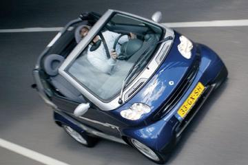 smart cabrio & passion – 2001