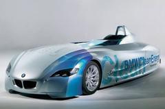 BMW H2R: recordwagen op waterstof