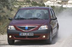 Dacia Logan naar West-Europa