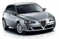 Vernieuwd: Alfa 147