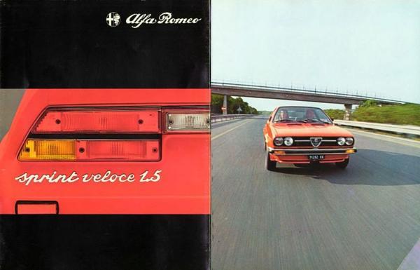 Alfa Romeo Alfasud 1,5
