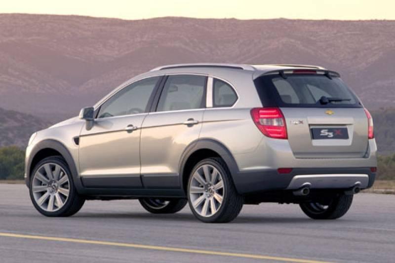 In detail: Chevrolet S3X