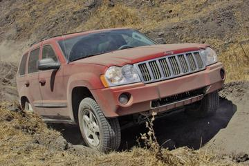 Jeep Grand Cherokee 5.7 Hemi V8