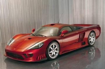 Supersnel spektakelstuk: Saleen S7 Twin Turbo