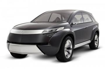 Suzuki Concept-X in Detroit