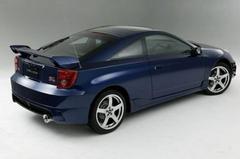 Toyota Canada schrapt Celica Tsunami