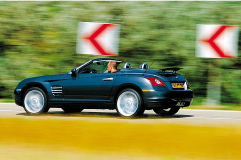 Chrysler Crossfire Roadster 3.2i V6 (2004)
