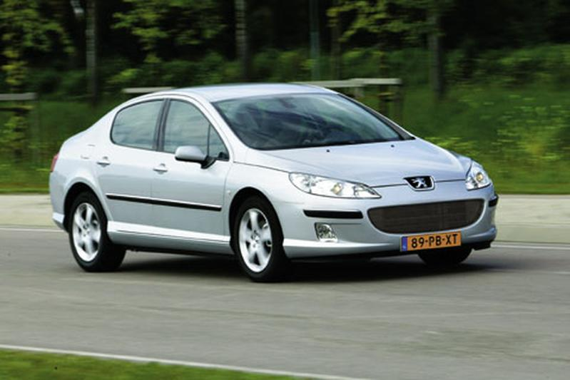 Peugeot 407 XS 2.0 HDiF 16V (2004)
