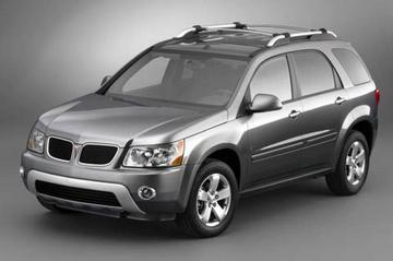 Ook Pontiac haakt in op SUV-mode