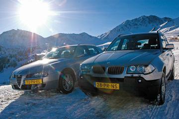 BMW X3 2.0d Executive – Alfa Romeo Crosswagon Q4 1.9 JTD 16v Distinctive
