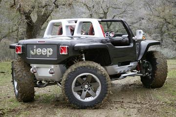 Spectaculair: Jeep Hurricane
