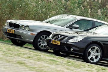 Jaguar XJ6 3.0 – Mercedes-Benz CLS 350