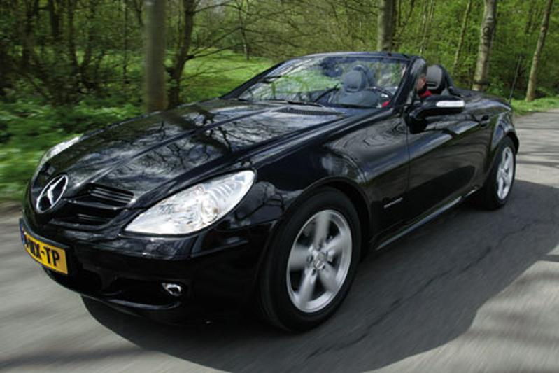 Mercedes-Benz SLK 200 Kompressor (2004)