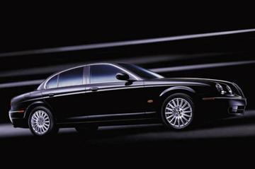 Gelimiteerde oplage: Jaguar S-type Midnight