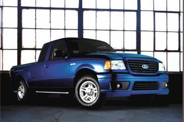 Showdebuut voor Ford Ranger STX