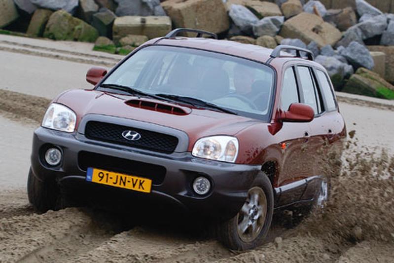 Hyundai Santa Fe 2.0 CRDi Country 4WD (2003)