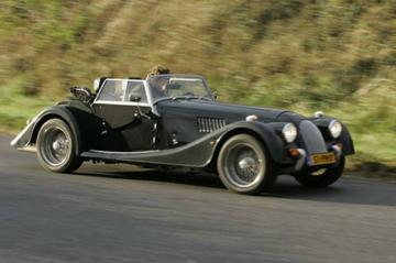 Gereden: Morgan Roadster