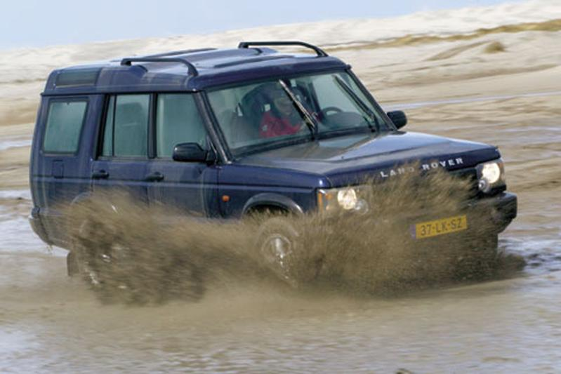 Land Rover Discovery 2.5 Td5 HSE (2003)
