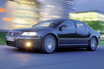 Meer pk's voor VW Phaeton W12