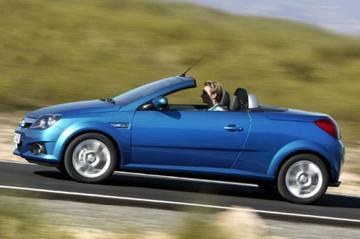 Opel Tigra diesel niet naar Nederland