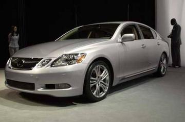 Lexus GS450h eerste luxe hybride sedan