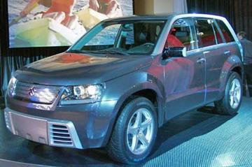 Suzuki Concept-X2 SUV