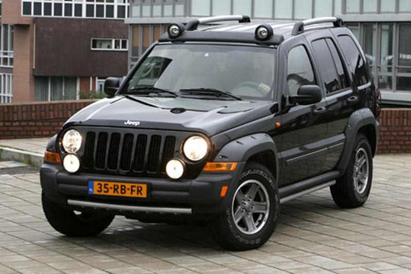 Jeep Cherokee 3.7i V6 Renegade automaat