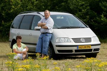 Volkswagen Sharan TDI Comfortline - 2002