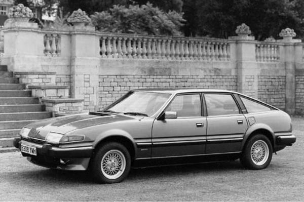 Rover SD1 3500 1976