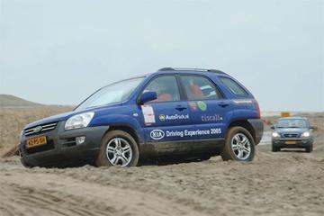 Kia Driving Experience 2005