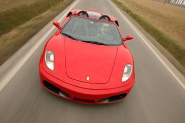 Gereden: Ferrari F430 Spider