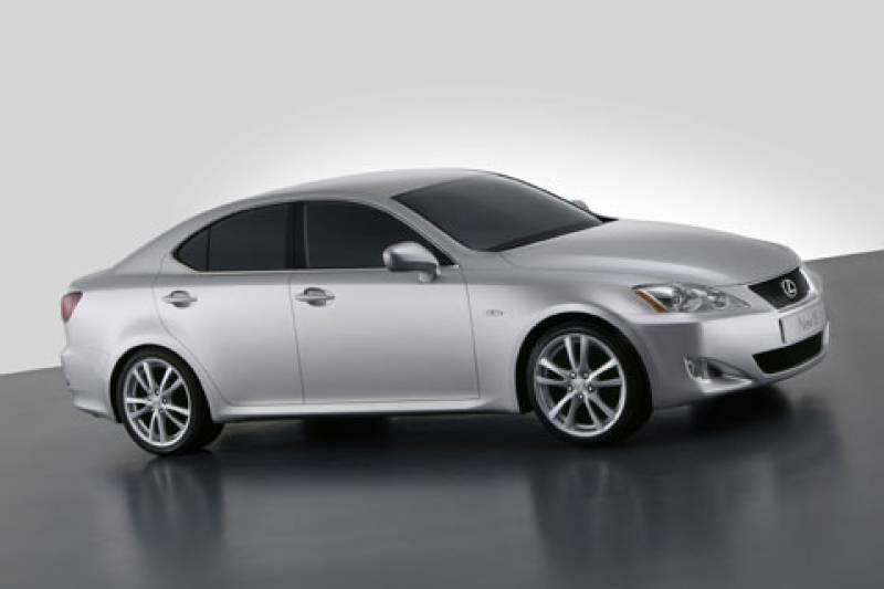 Prijzen nieuwe Lexus IS bekend