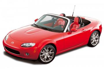 Limited Edition Mazda MX-5 in New York