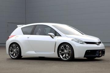 Sport Concept van Nissan