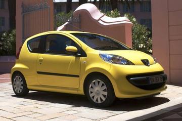 Dreumes nummer 2: de Peugeot 107