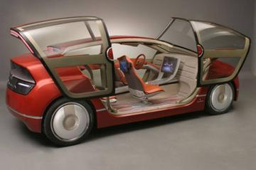 Bertone Villa geinspireerd door Cadillac SRX