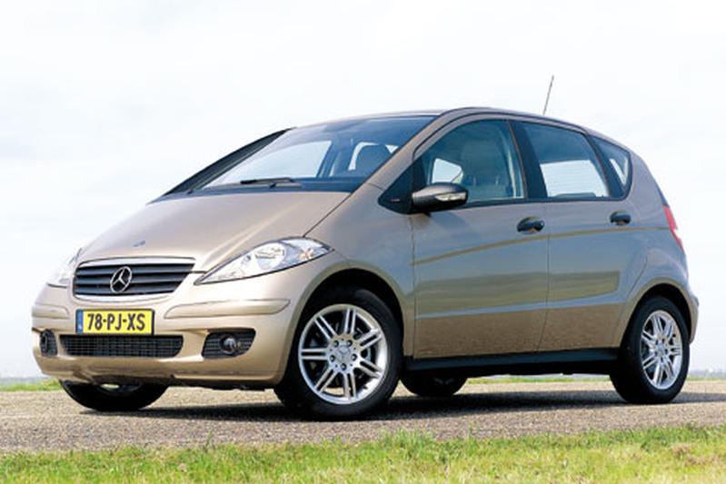 Mercedes-Benz A 170 Classic (2004)