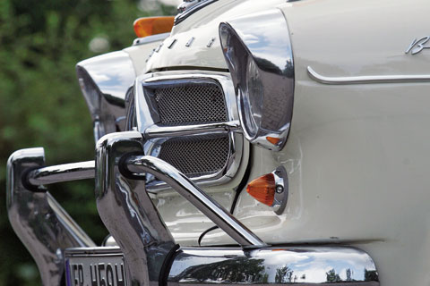 Borgward Isabella TS sedan
