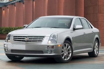 Prijzen Cadillac STS bekend