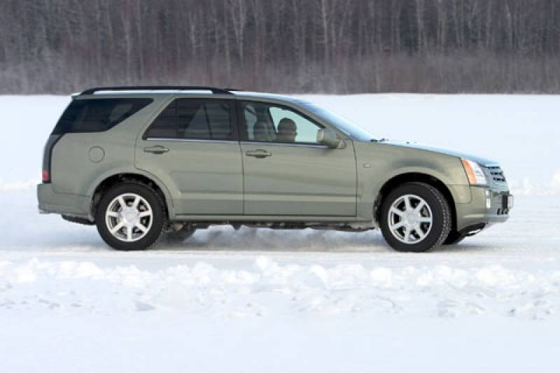 Cadillac Srx V6 Sport Luxury Autoweek Nl