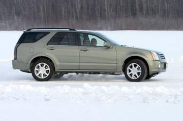 Cadillac SRX V6 Sport Luxury