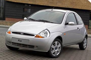 Ford Ka 2005 op AutoRAI
