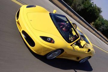 De Ferrari F430 Spider!