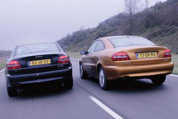 Volvo C70 coupé T5 Rica – 1998 – Volvo C70 coupé T5 Rica - 2002