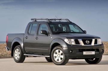 Nissan Navara pickup truck