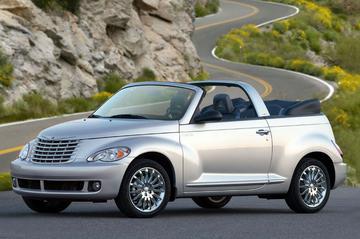 Chrysler PT Cruiser gefacelift